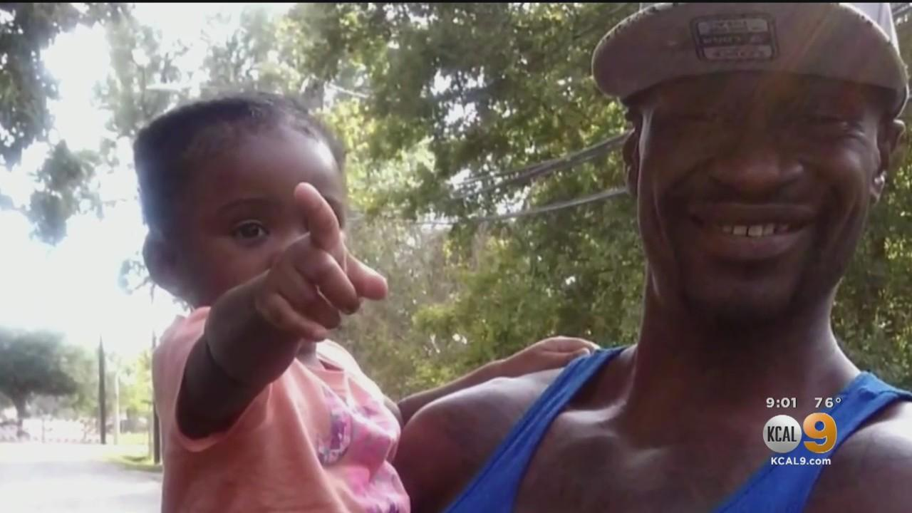 BLM-LA Continues To Call For 'Substantive' Change Year After George Floyd's Murder