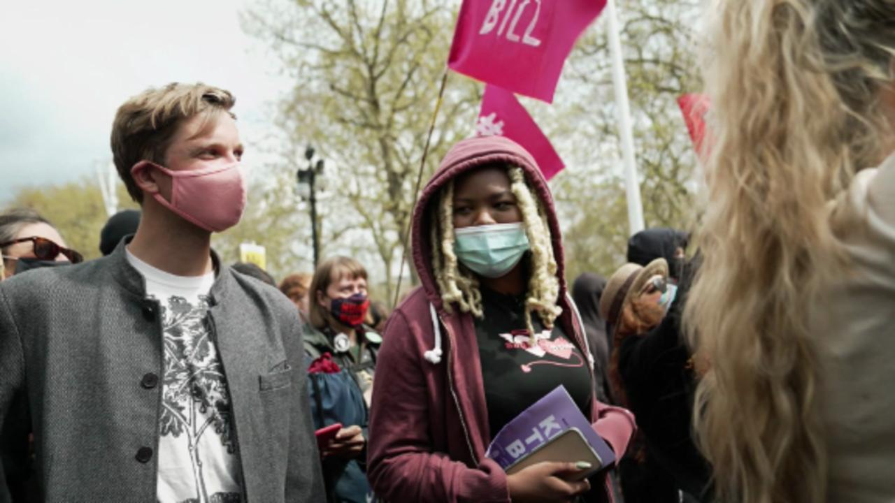 BLM activist in the UK: I don't feel safe anymore