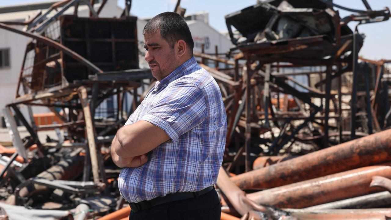 Gaza economy hit hard as businesses assess Israel's aggression