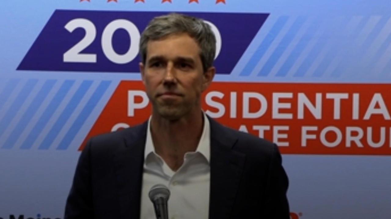 Beto O'Rourke Considering Run for Texas Governor