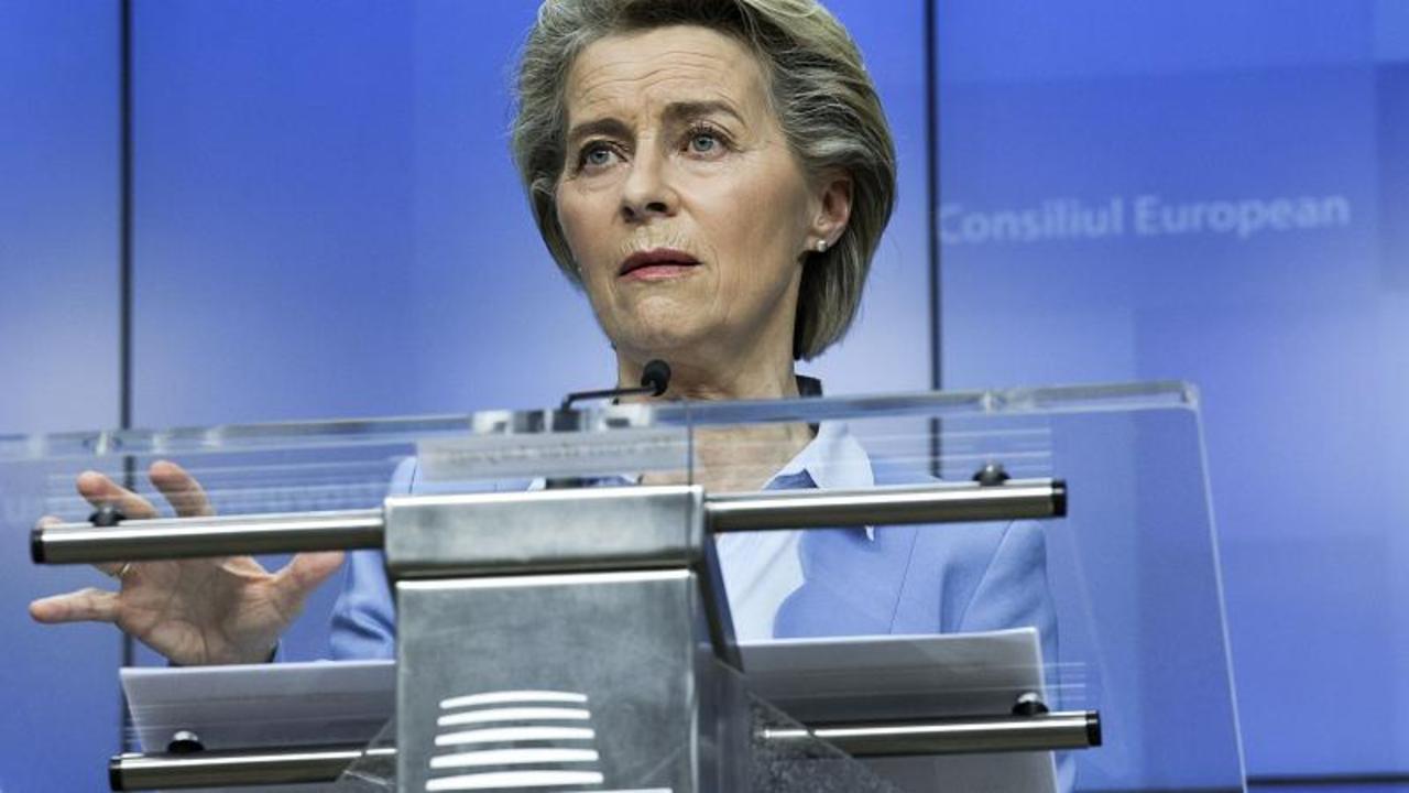 EU pledges 100 million vaccine doses for low-income countries