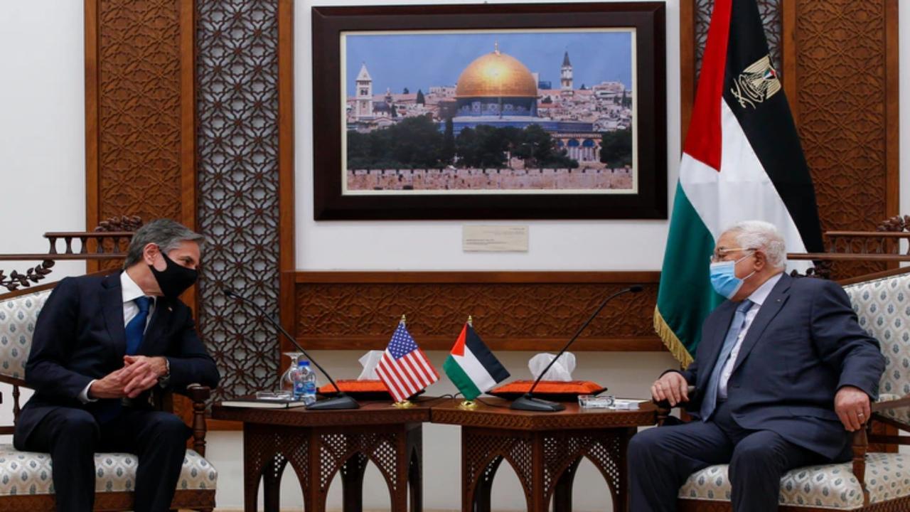Blinken announces US plans to reopen Jerusalem consulate