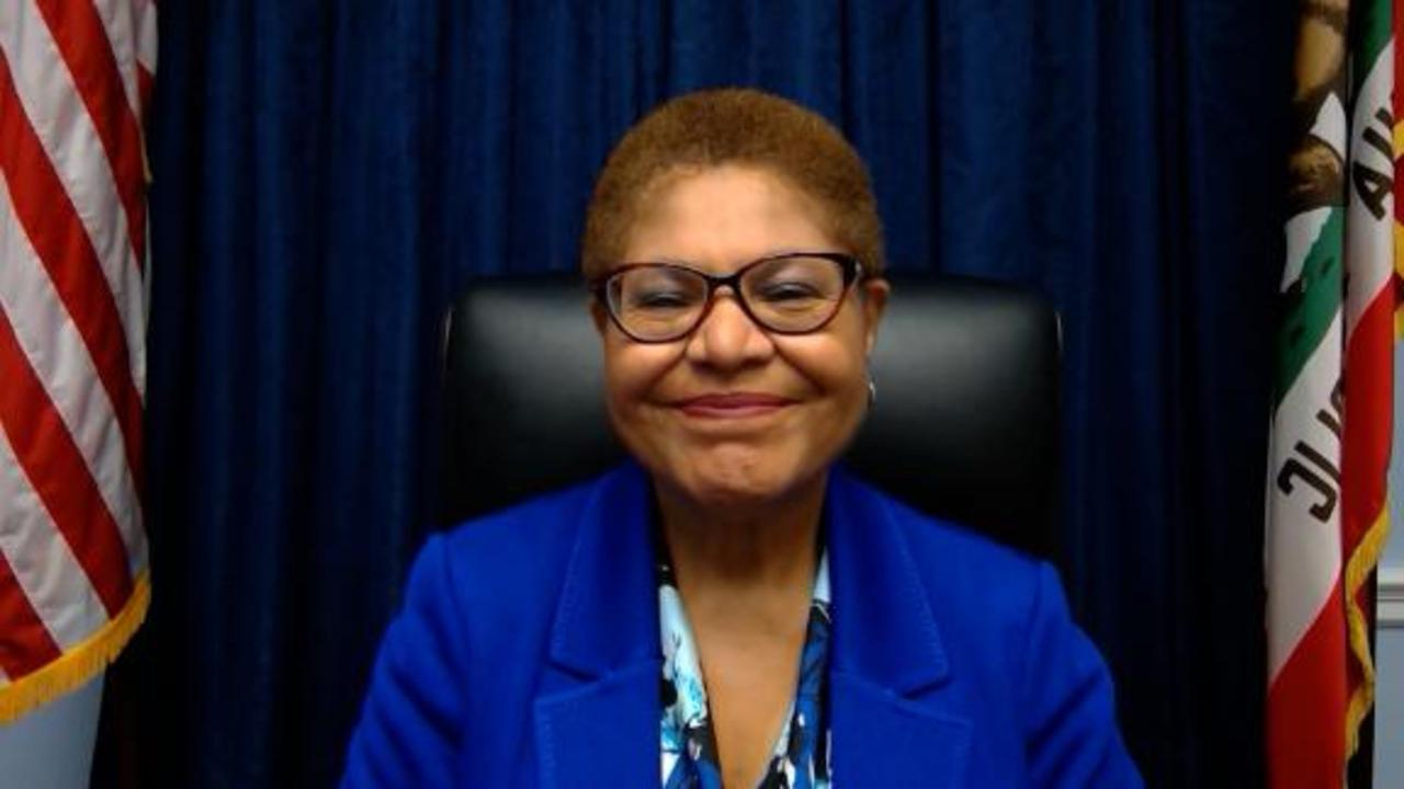 Rep. Bass sees a 'racial reckoning' in the U.S.