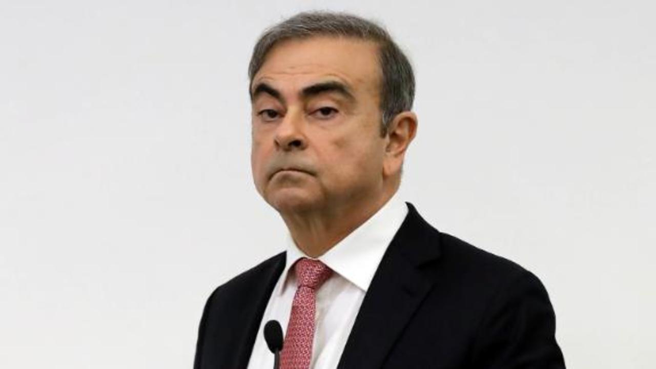 Carlos Ghosn says he has to tell his side of the story