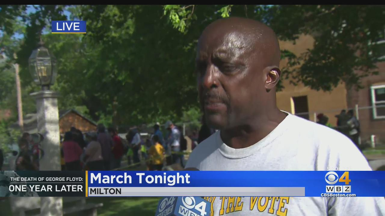 'There Have Been Many George Floyds': Milton To Mattapan March Calls For Change