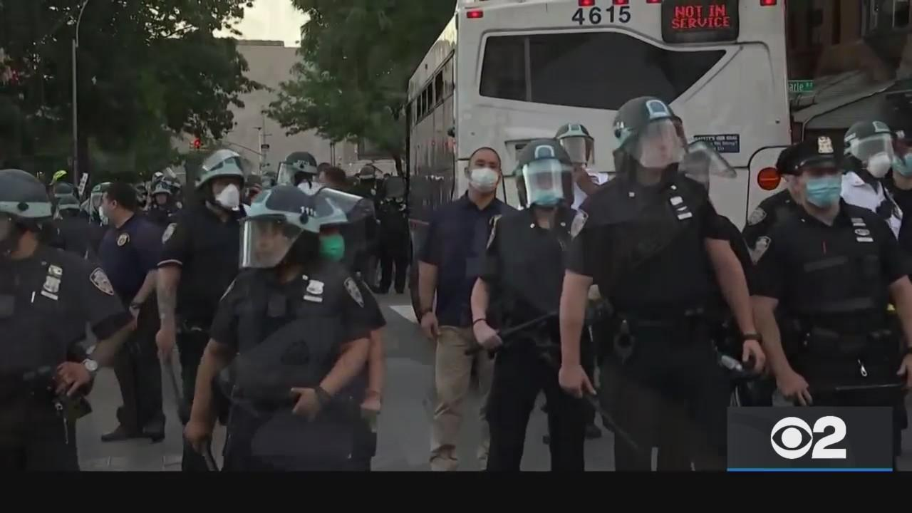 New York Enacts Police Reforms Following Year Of Crowded Protests