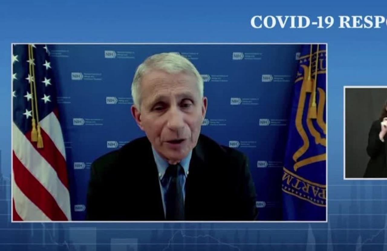 Fauci, U.S. officials call for COVID origin probe