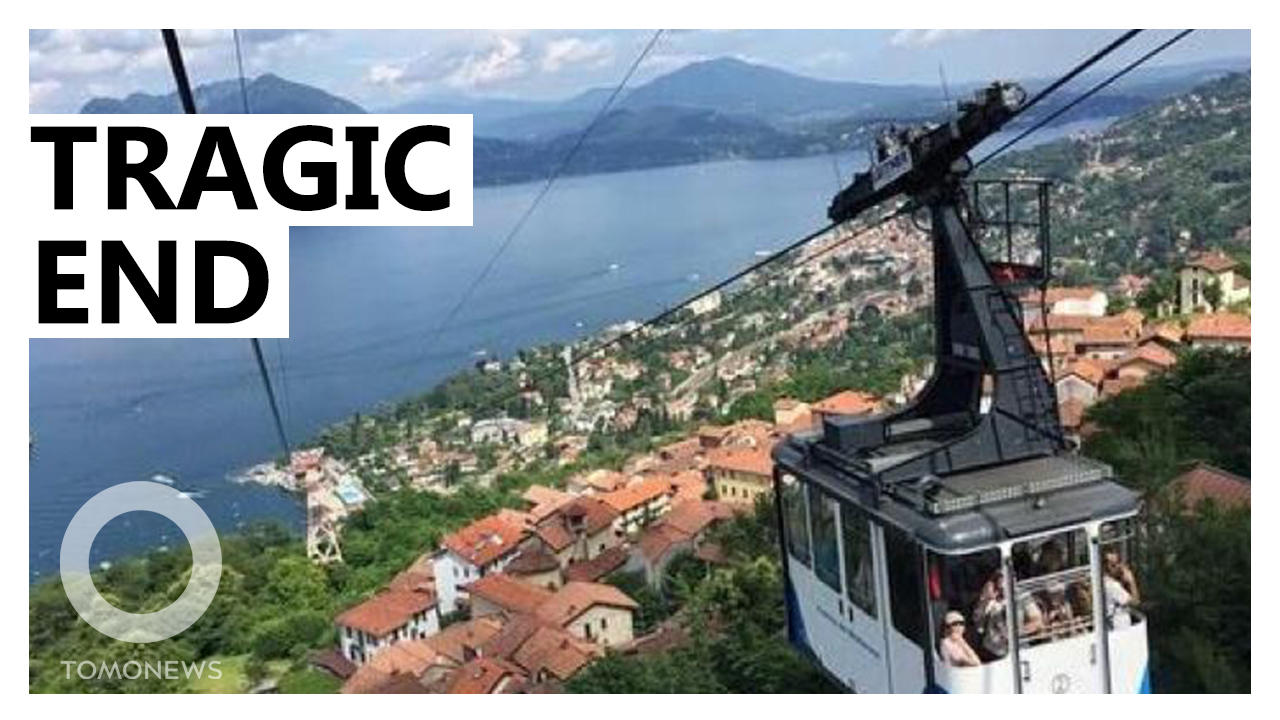 Cable-Car Accident Follows Two Other Italian Disasters