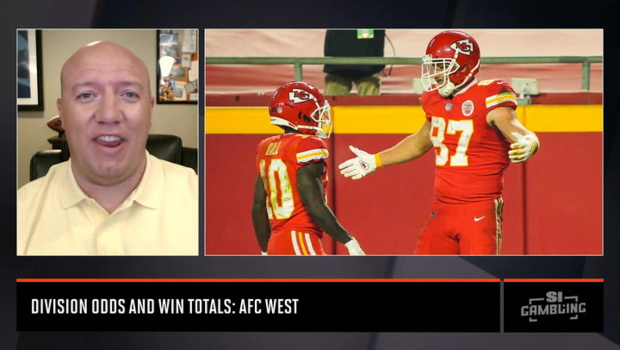 Chiefs Heavy Favorites to win AFC West for 6th Straight Season