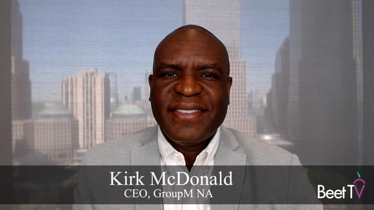 WPP's Choreograph Leads The Dance To First-Party: CEO McDonald