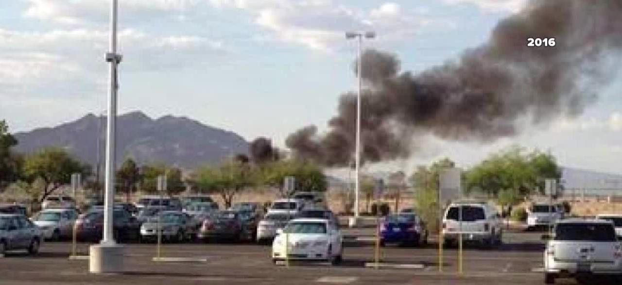 Las Vegas crash not first time Draken US has had issues