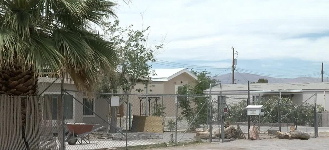 Neighbors reflect on living near Nellis Air Force Base