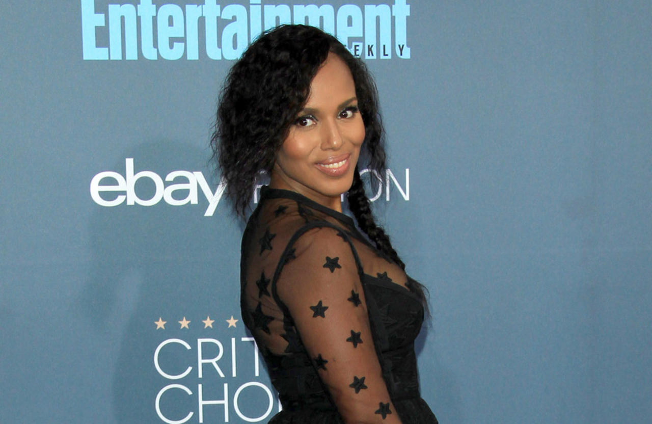 Kerry Washington is praying for a world where we all matter