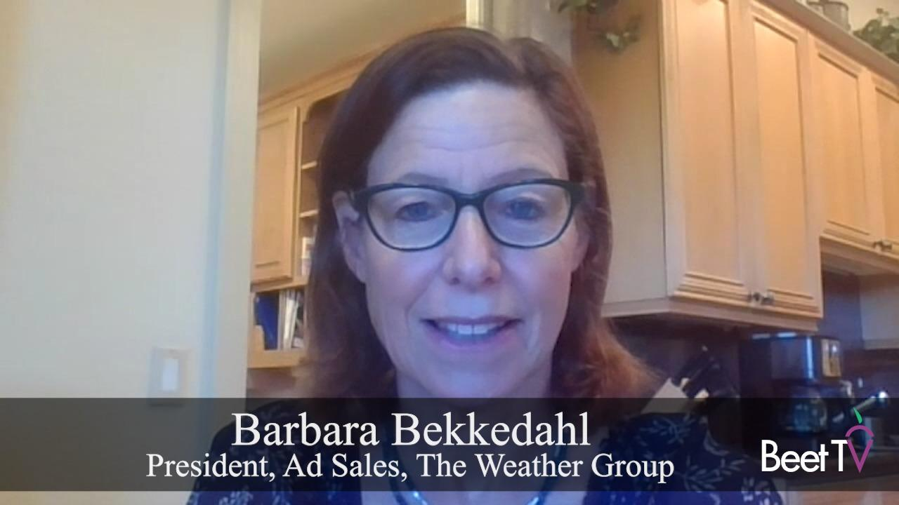 Post-Lockdown Inventory Constraint Is Tailwind For Weather Group's Bekkedahl