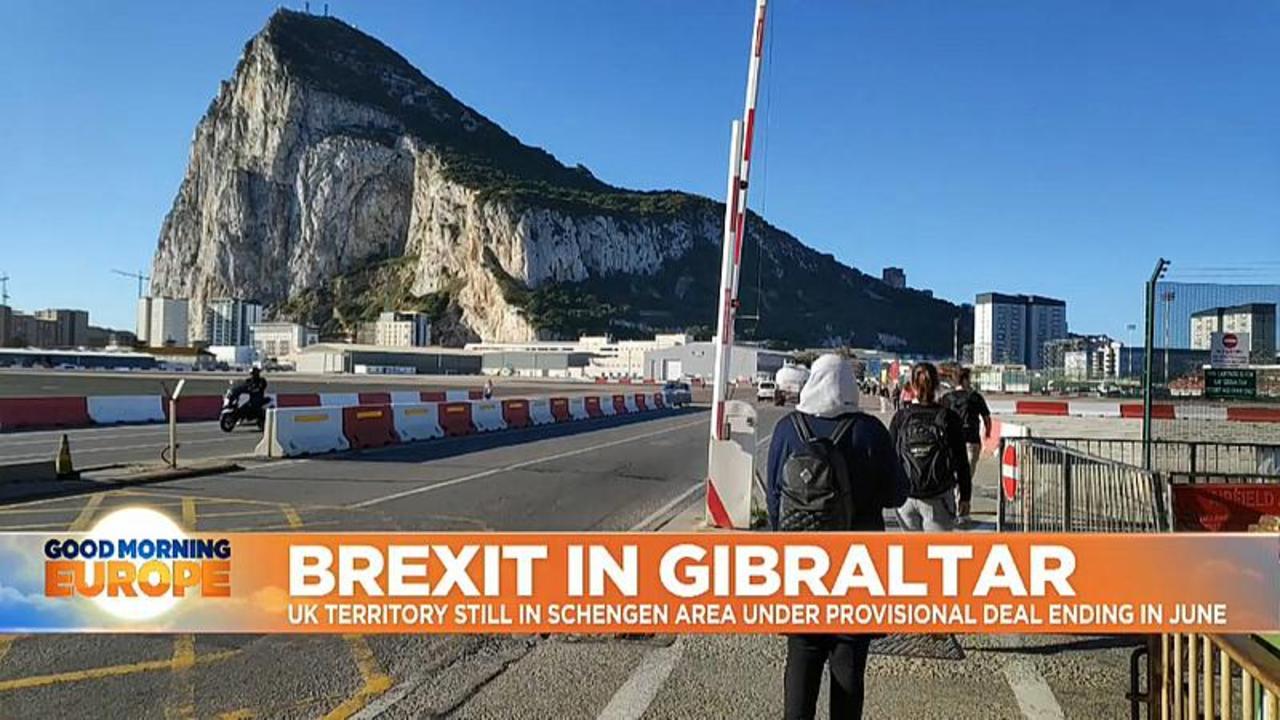 Gibraltar waits on EU to determine post-Brexit future with Schengen deal set to expire