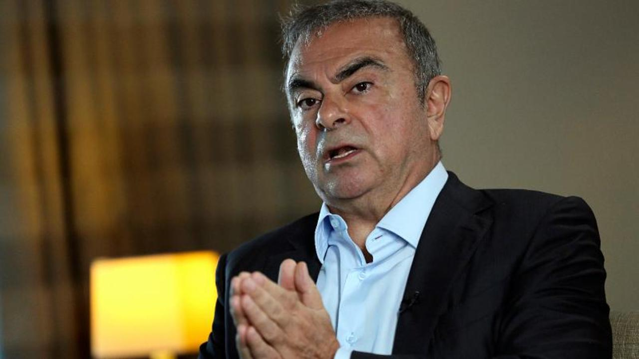 Ex-Nissan boss Carlos Ghosn says downfall felt like being 'hit by a bus'