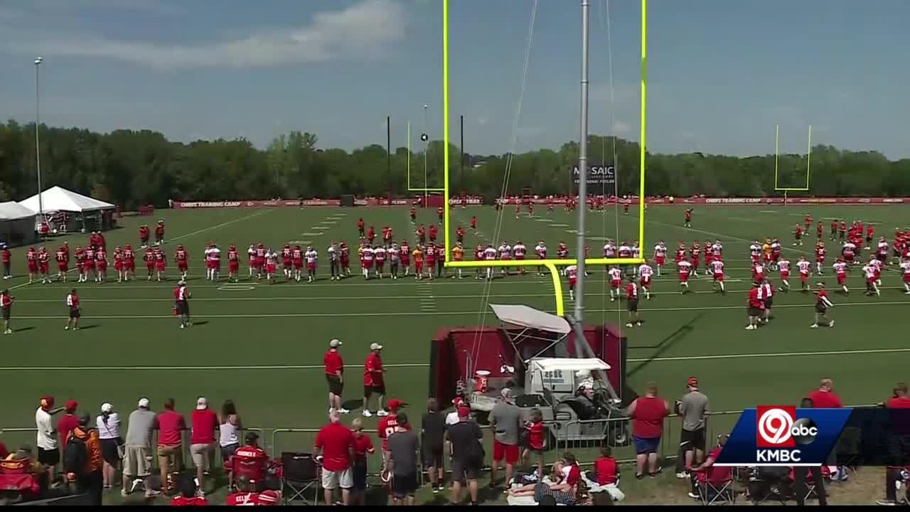 Decision still has to be made on where Chiefs can hold training camp