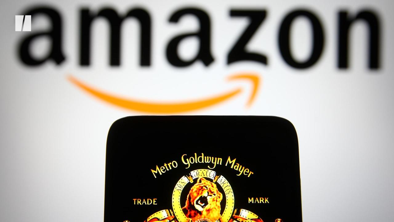 Amazon Buys MGM In Mega Deal