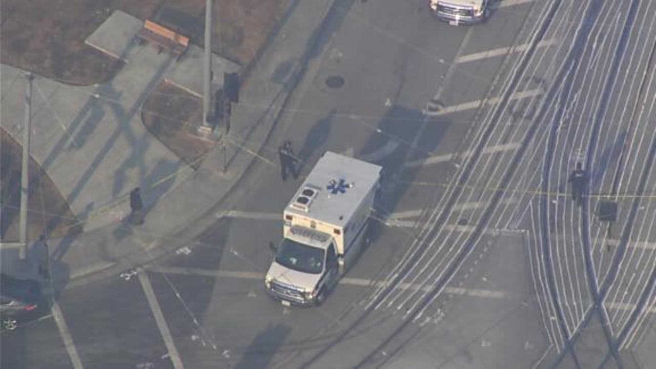 Police responding to shooting in San Jose, California
