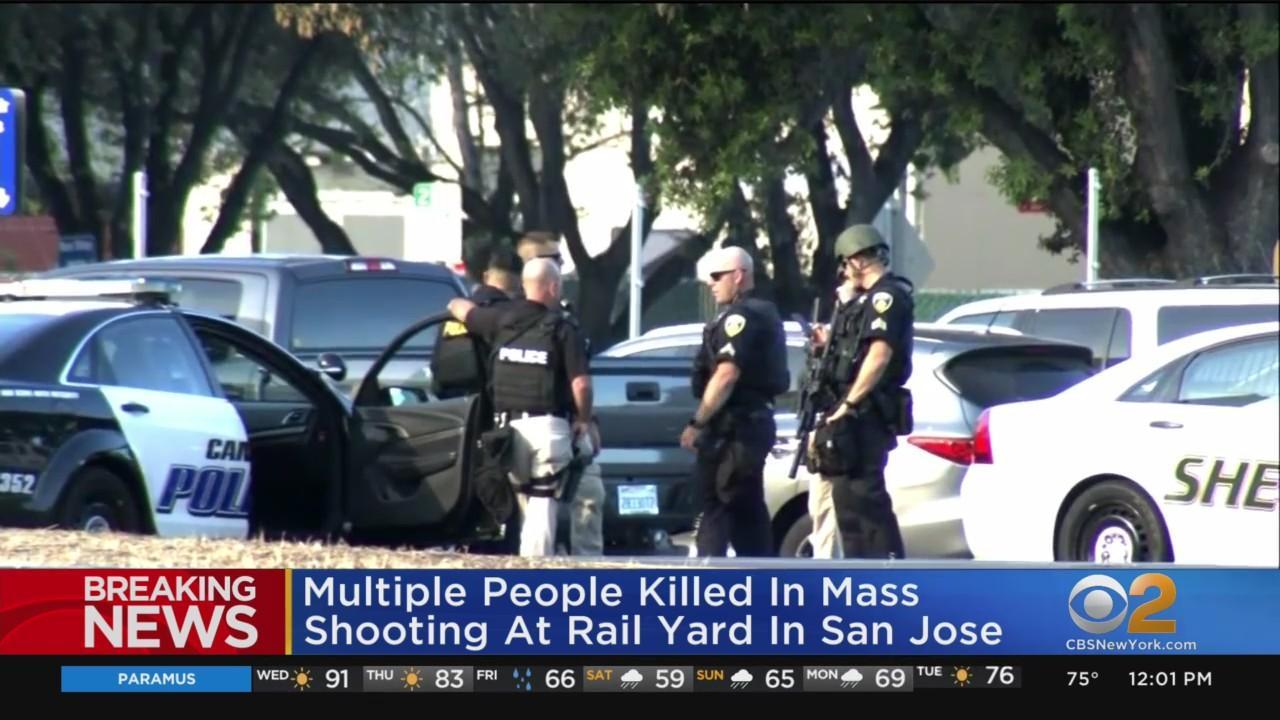 Multiple People Killed In San Jose Mass Shooting