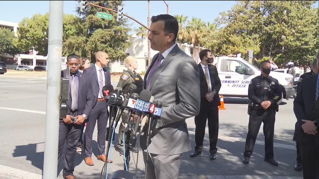 Officials give update on shooting in San Jose