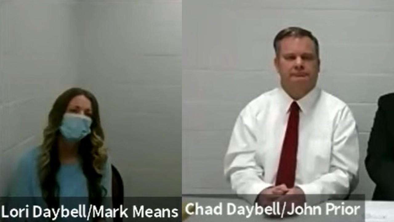 Chad, Lori Daybell appear in court on new murder charges