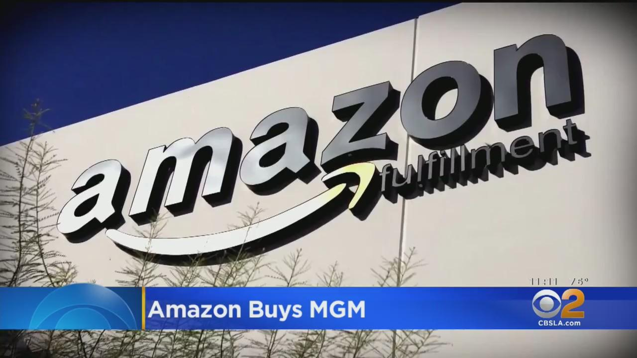 Amazon Buys MGM For Nearly $8.5 Billion