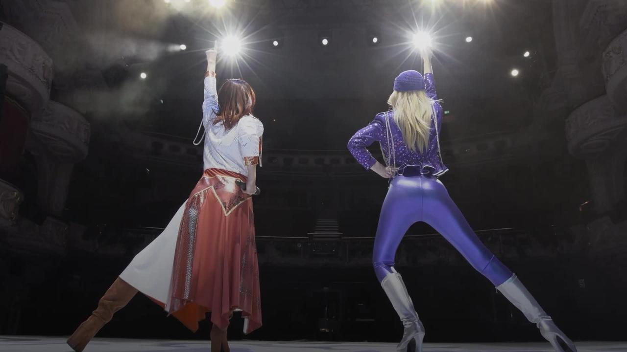 Abba Mania returns to the West End