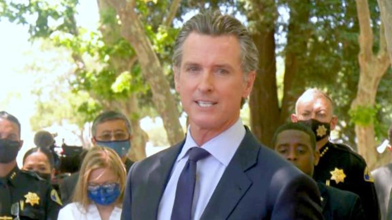 Gov. Newsom reacts to shooting: What the hell is wrong in America?