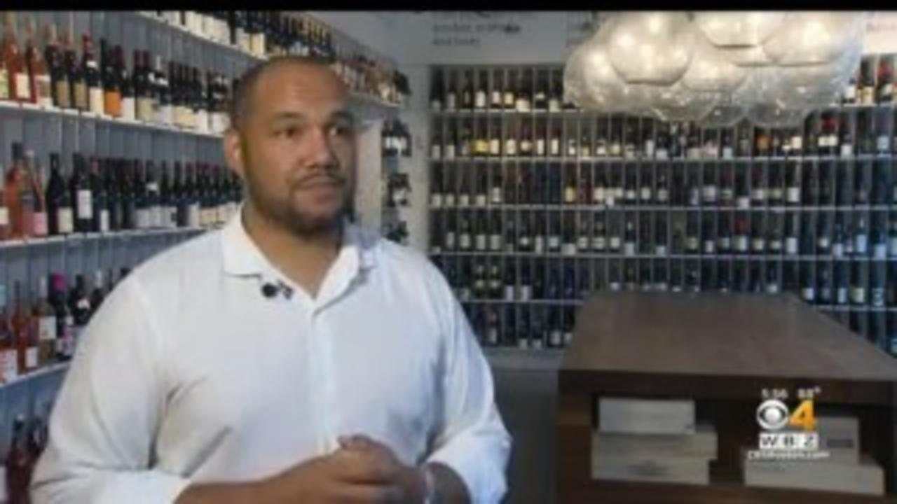 1 Year After George Floyd's Death, Black-Owned Wine Business Owner Gives Back To Community