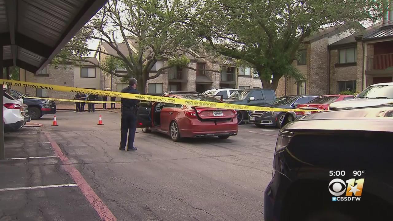 Investigation Underway After 3 Found Dead, 1 Injured In Shooting At Arlington Apartment Complex