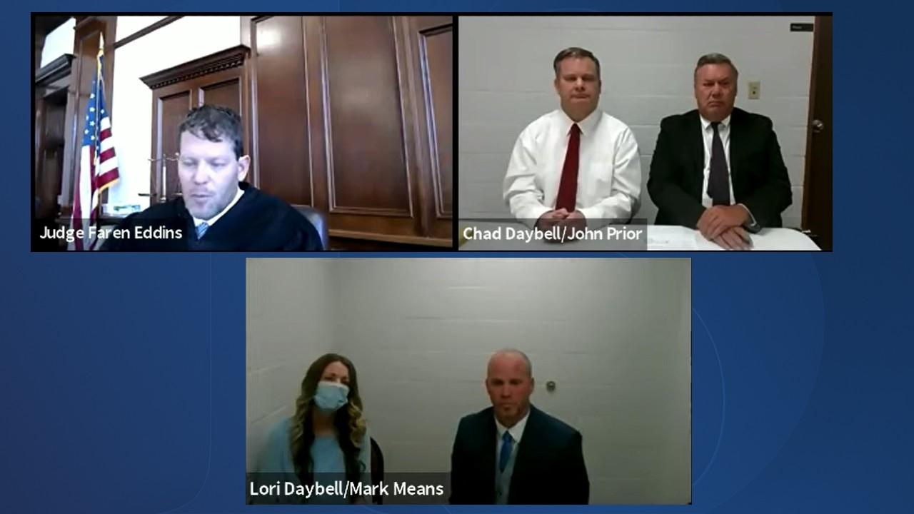 Lori Daybell's court proceedings placed on hold