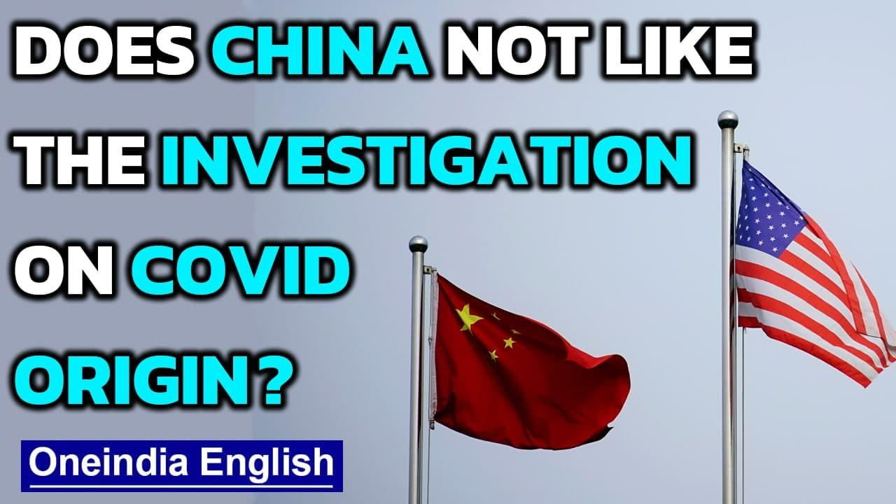 China's embassy in US slams WHO investigation on Covid origin, says it's politicised   Oneindia News
