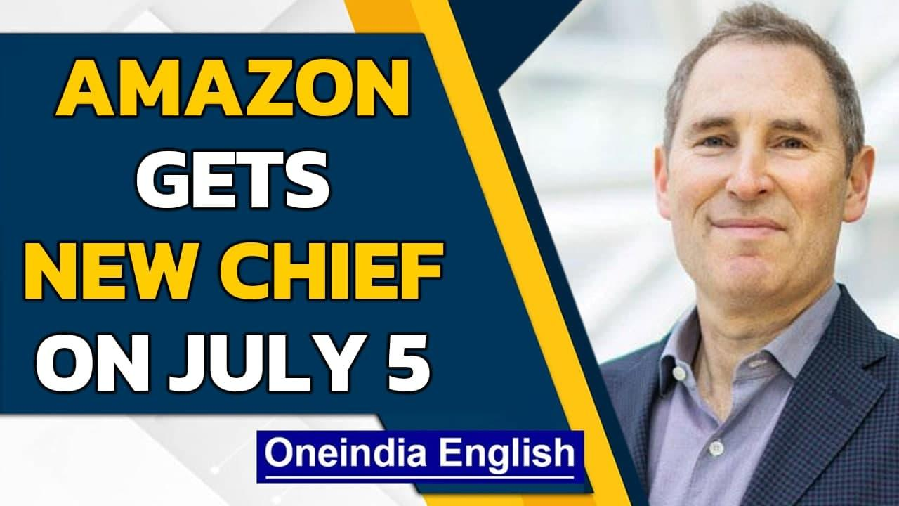 Jeff Bezos to step down as Amazon chief on July 5, Andy Jassy to take over   Oneindia News