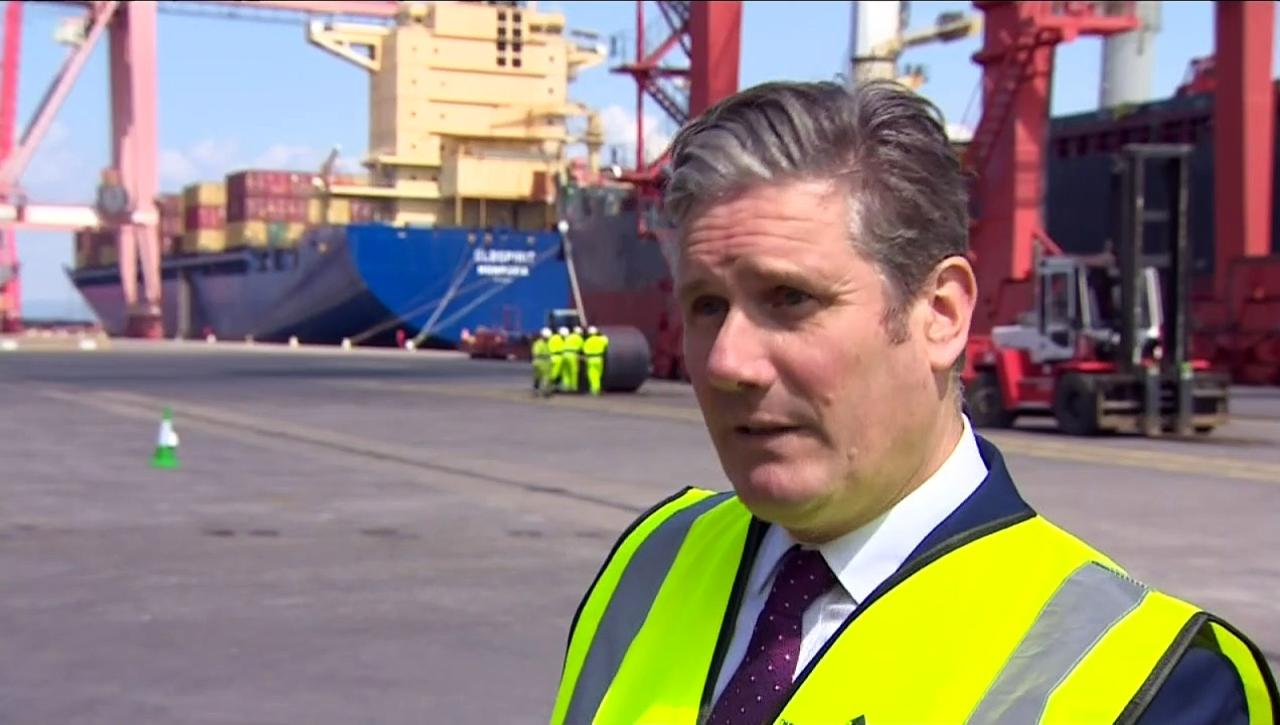 Keir Starmer says Johnson made bad decisions during pandemic