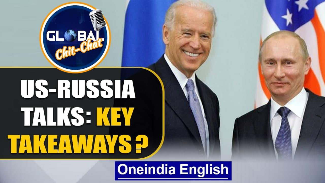 US-Russia talks: The relevance & broader geopolitical implications?|Current Affairs| Oneindia News