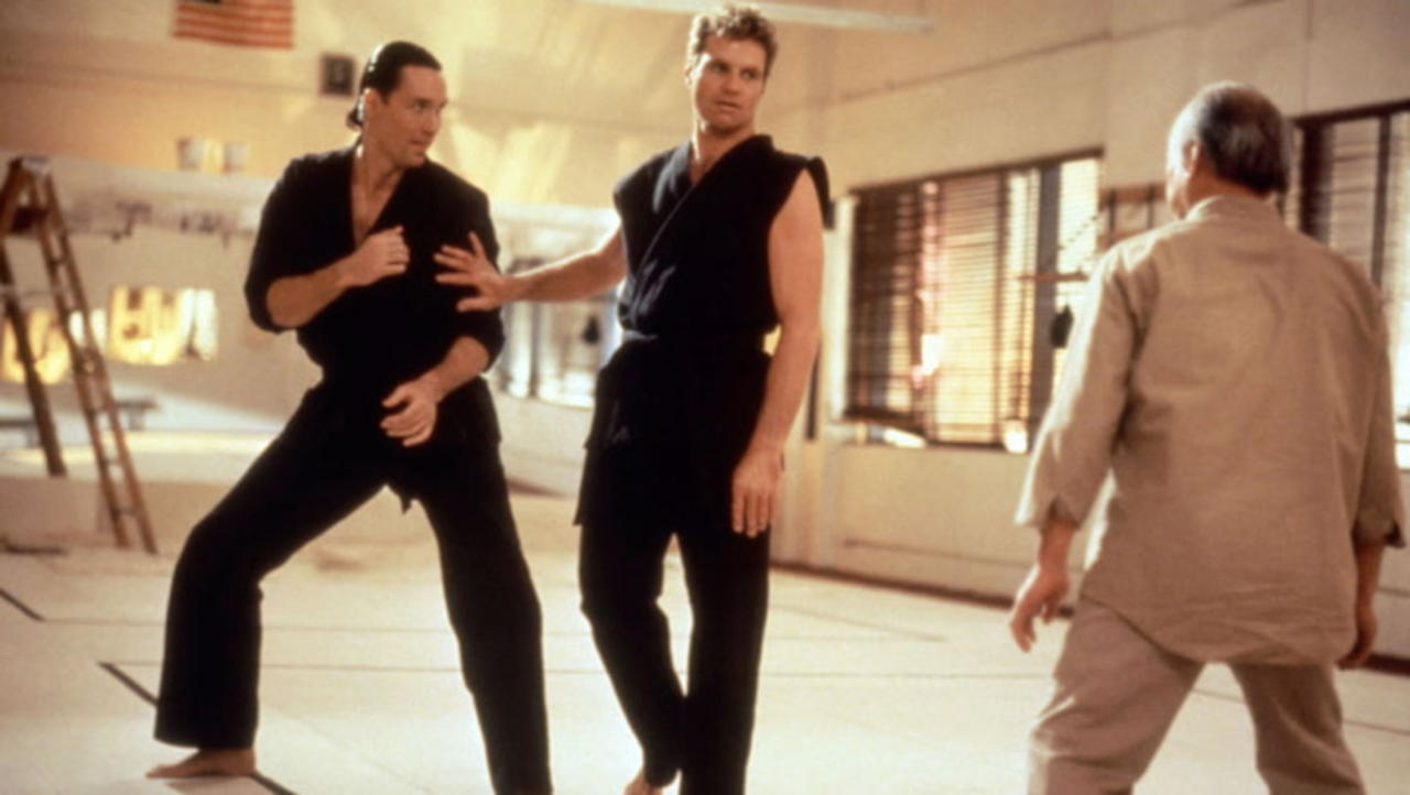 'Cobra Kai' Bringing Back 'Karate Kid' Star for Season 4 on Netflix | THR News