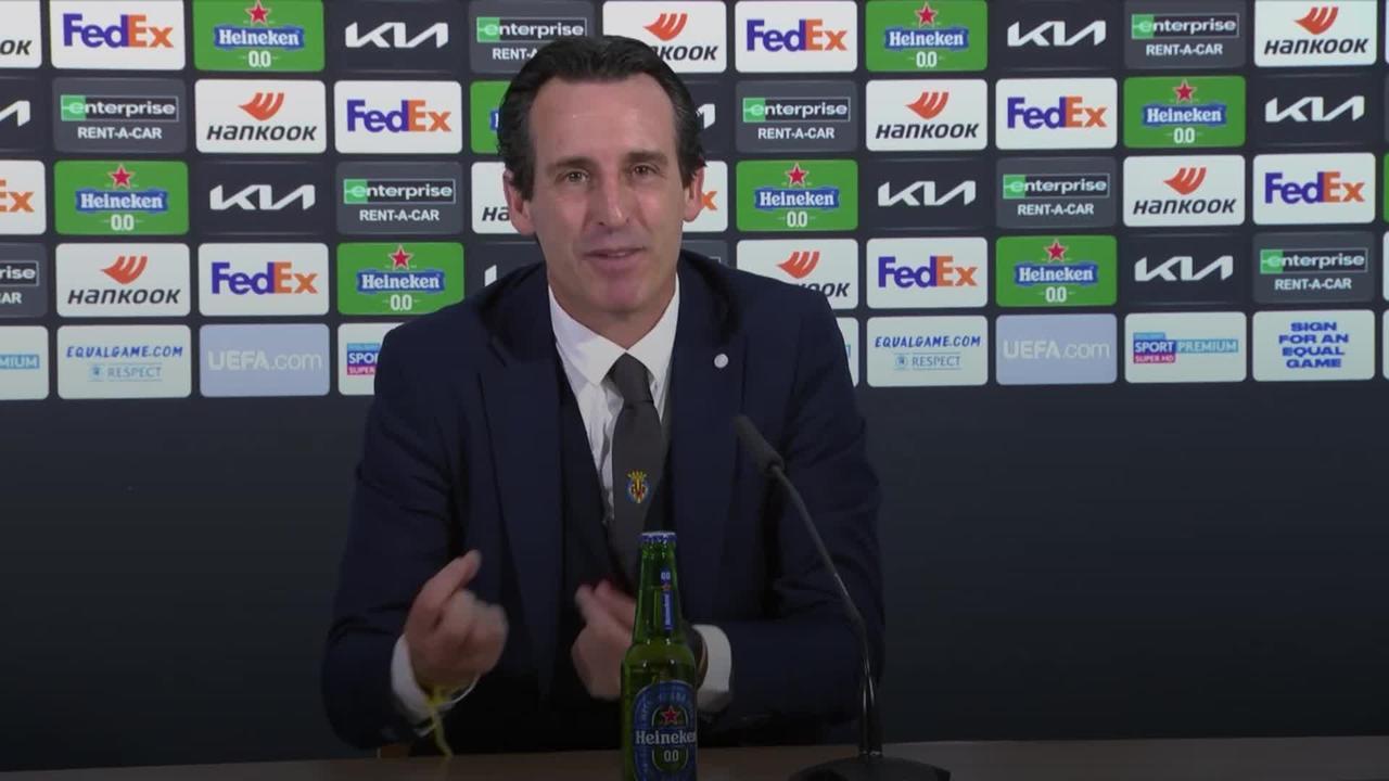 Unai Emery: Europa League victory is why we play