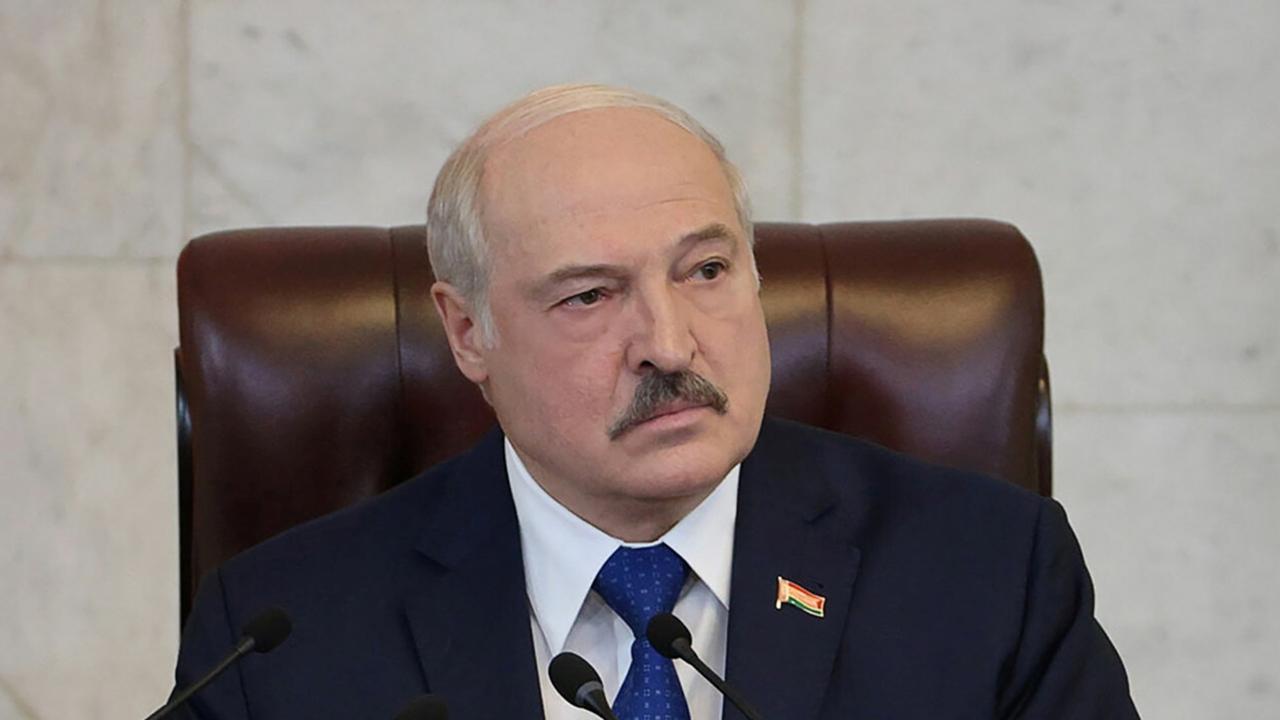 Lukashenko defends Belarus flight diversion, denounces critics