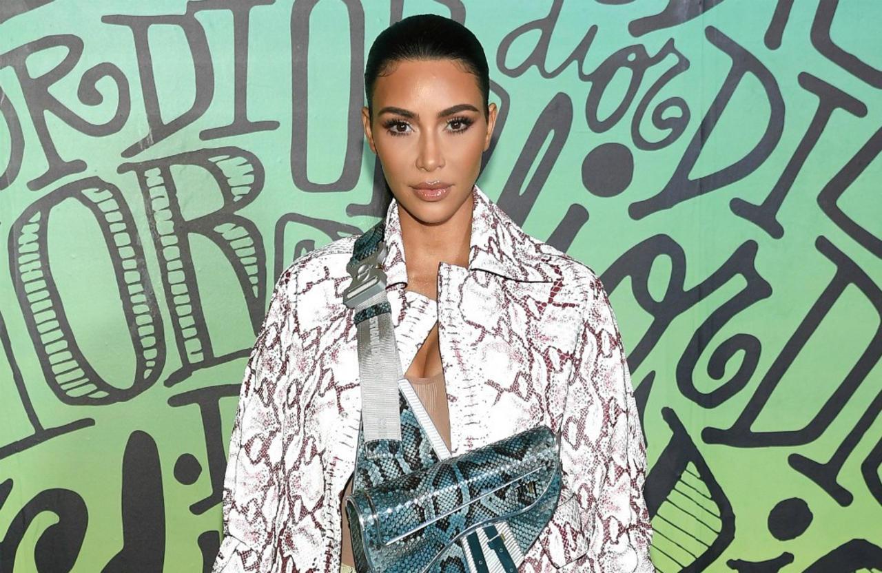 Kim Kardashian West fails first year law exam
