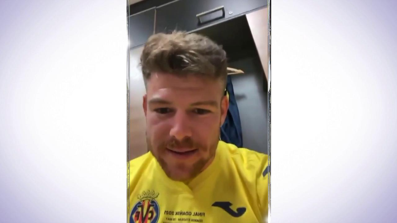'Get out Man Utd': Moreno's message to Liverpool fans