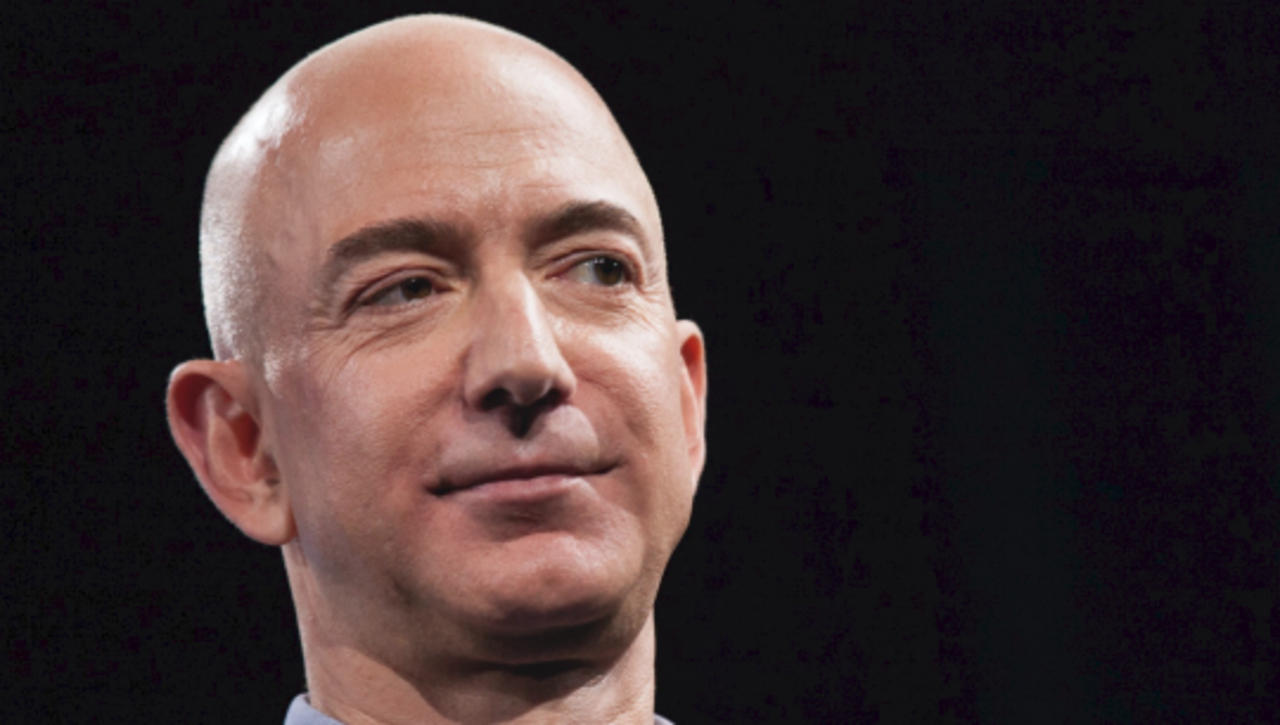 Jeff Bezos Sets Date to Step Down as Amazon CEO on July 5th