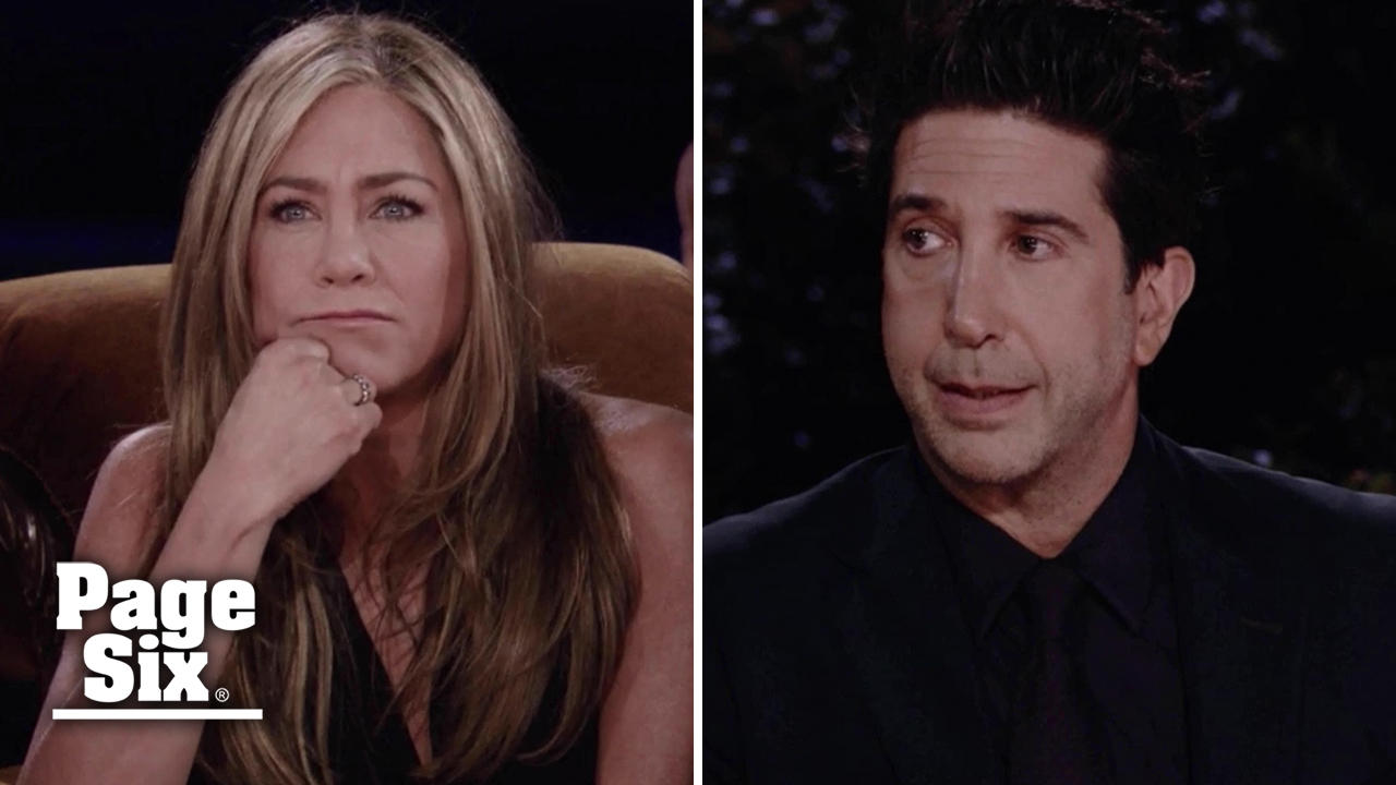 The biggest bombshells from the 'Friends' reunion