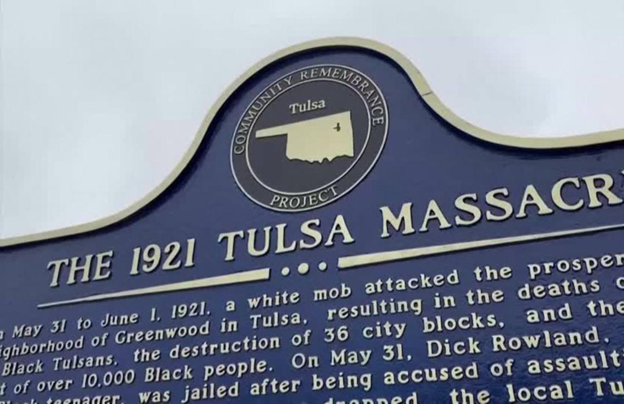 Calls for reparations as Tulsa anniversary looms