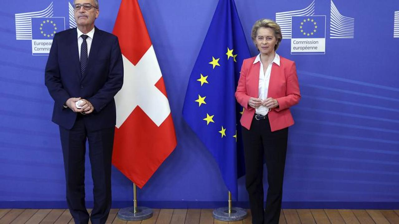 Switzerland pulls out of negotiations to redefine relationship with EU over free movement directive