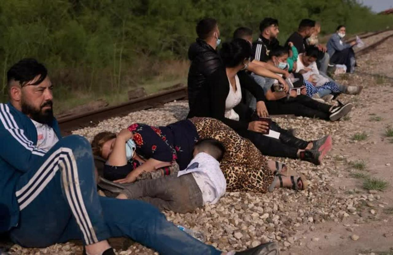 Roma migrants' journey to the U.S. via Mexico