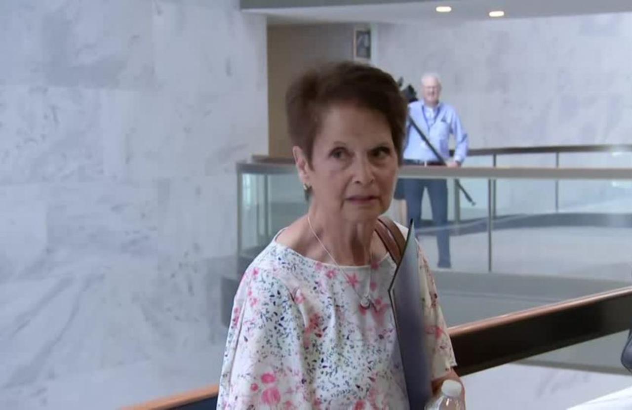 Sicknick's family urges senators to back probe