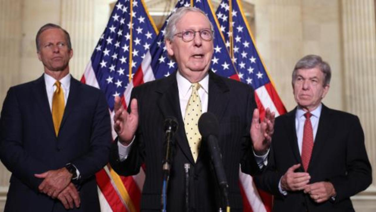 'Personal favor': CNN reporter reveals McConnell's unusual request