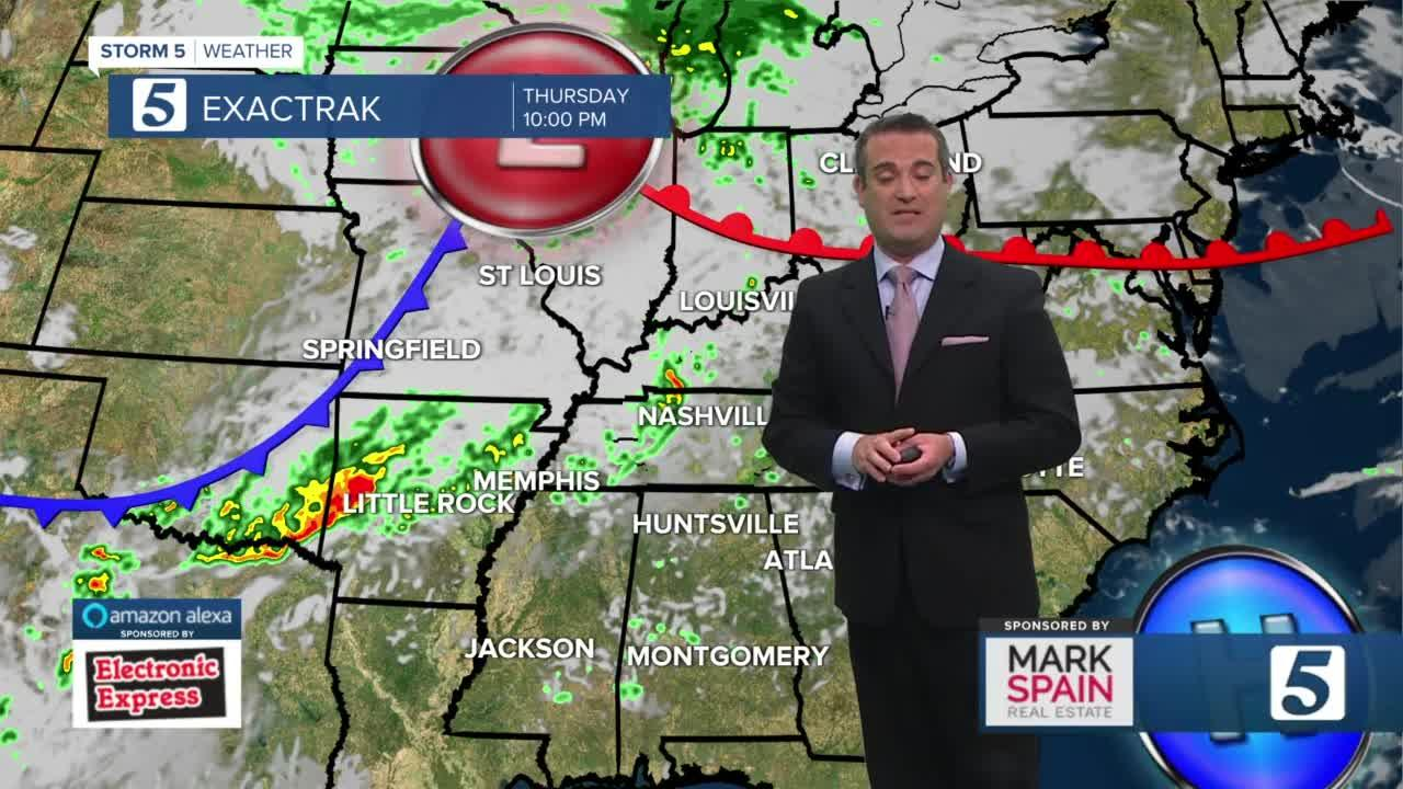 Henry's evening forecast: Tuesday, May 27, 2021