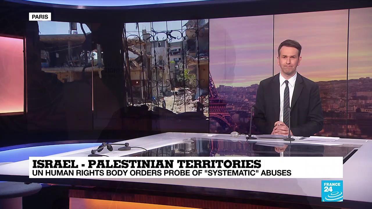 UN rights chief says Israeli strikes on Gaza may be war crimes